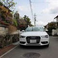 Audi A4 のMMIでSDカードに入れた動画を再生するためのエンコード設定の画像