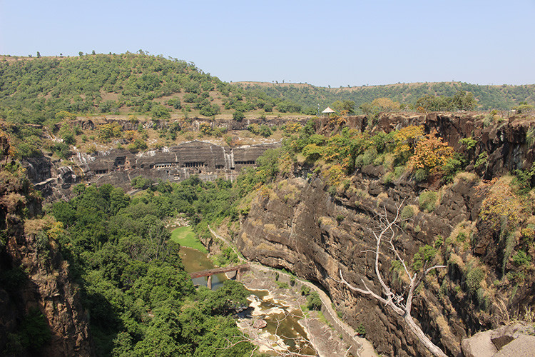 アジャンター石窟群の画像 p1_40