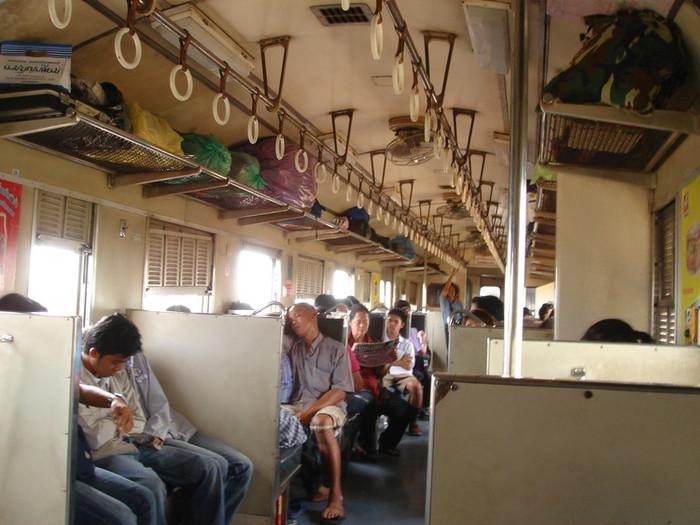 アランヤプラテートまでの鉄道