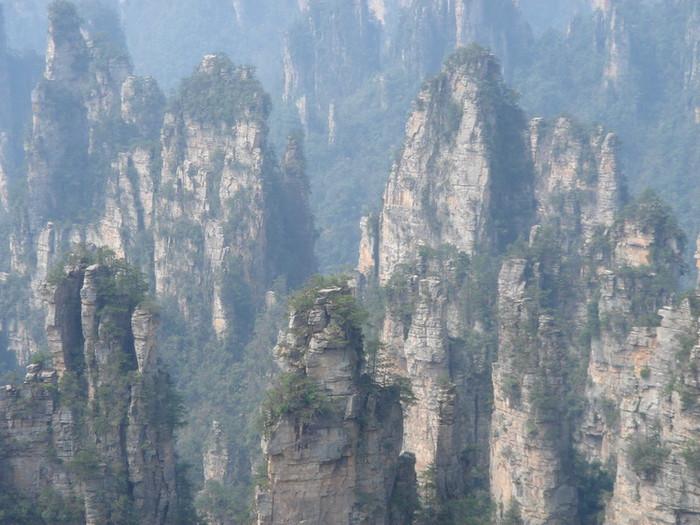 武陵源自然風景名勝区