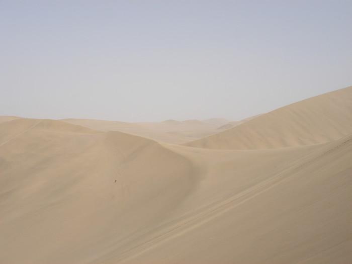 タクラマカン砂漠