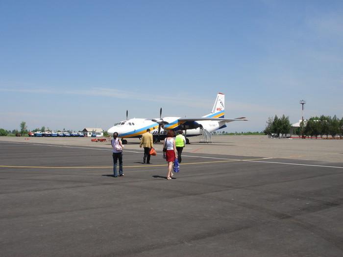 小型プロペラ飛行機