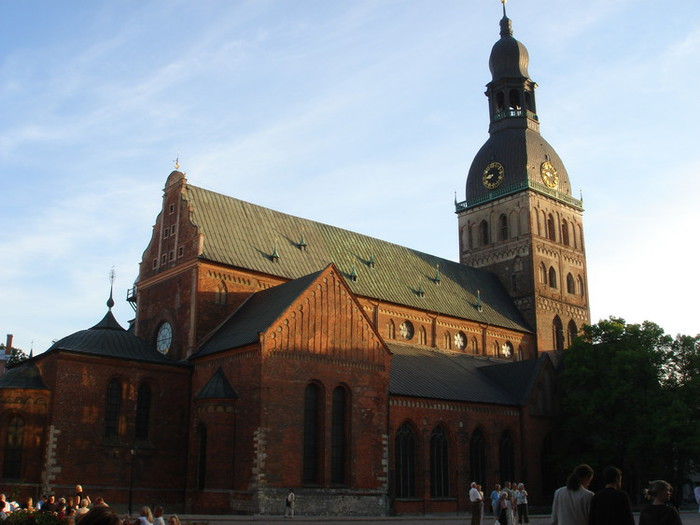 中世ヨーロッパの町並み