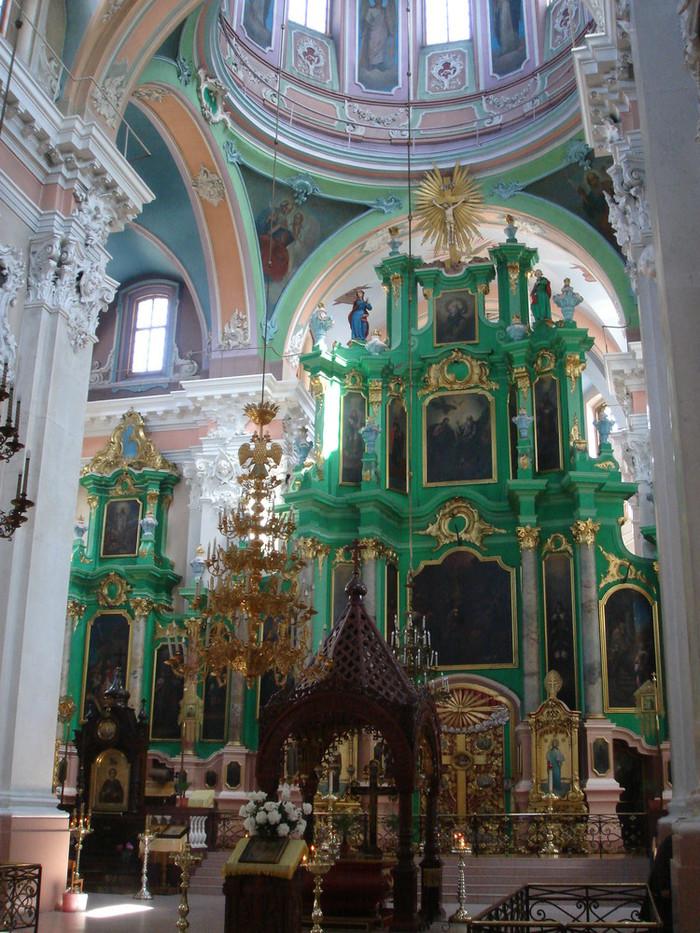 ヴィリニュスの教会