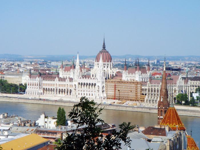 ブダペストの王宮