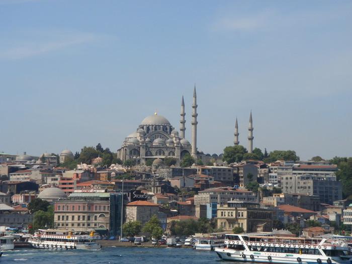 イスタンブールの全景