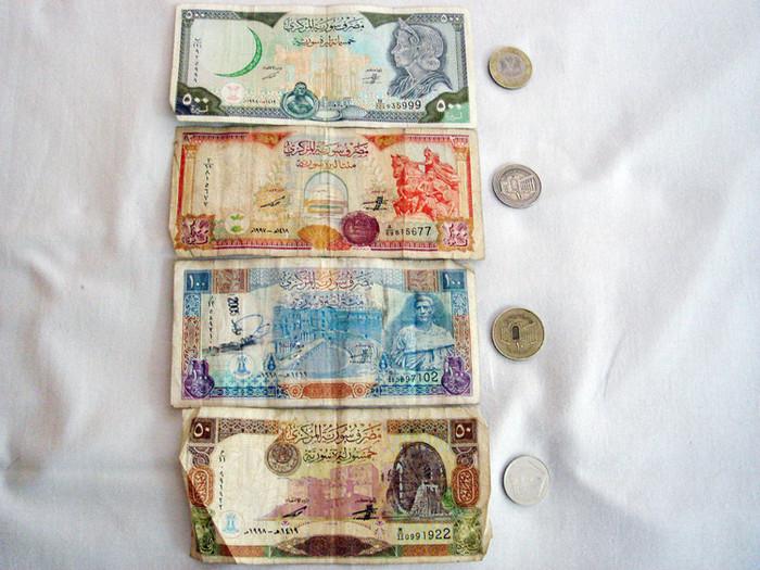 シリアの貨幣