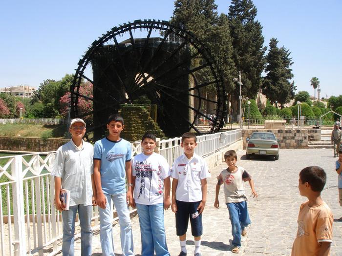シリアの子供たち