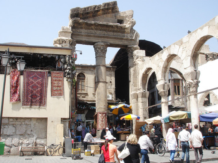 ダマスカスの門