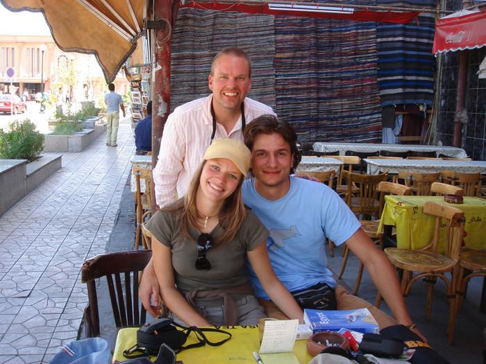 スロヴェニア人カップルとケヴィン