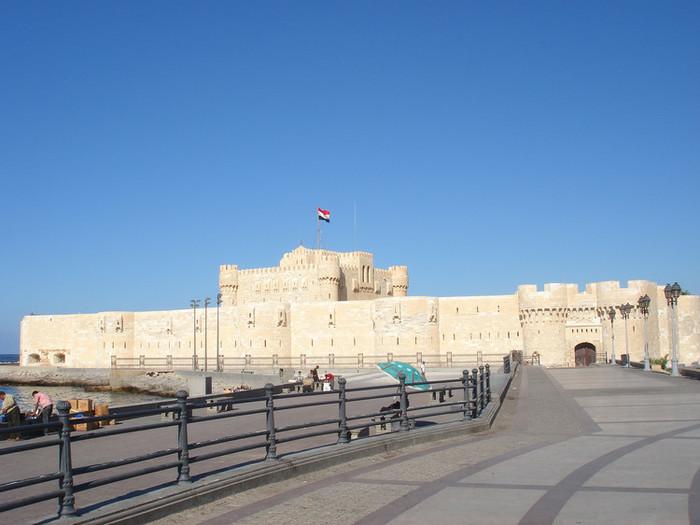 アレクサンドリアのカーイトゥベーイの要塞