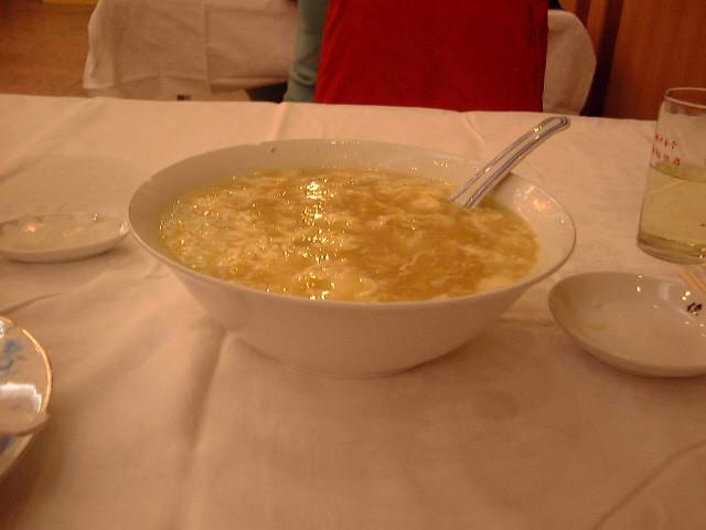 多すぎるスープ
