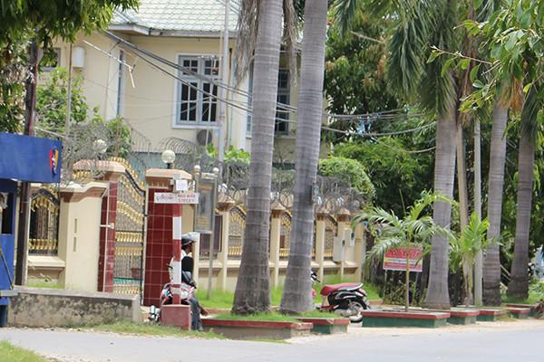 マンダレーにあるインド総領事館
